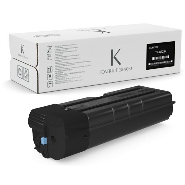 Original Kyocera 1T02NH0NL0 / TK8725K Toner schwarz