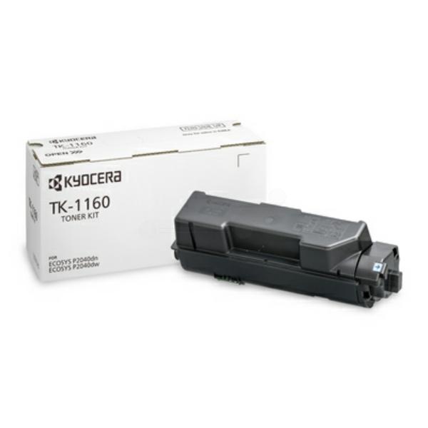 Original Kyocera 1T02RY0NL0 / TK1160 Toner schwarz