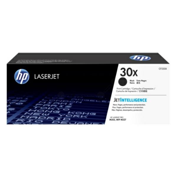 Original HP CF230X / 30X Toner schwarz