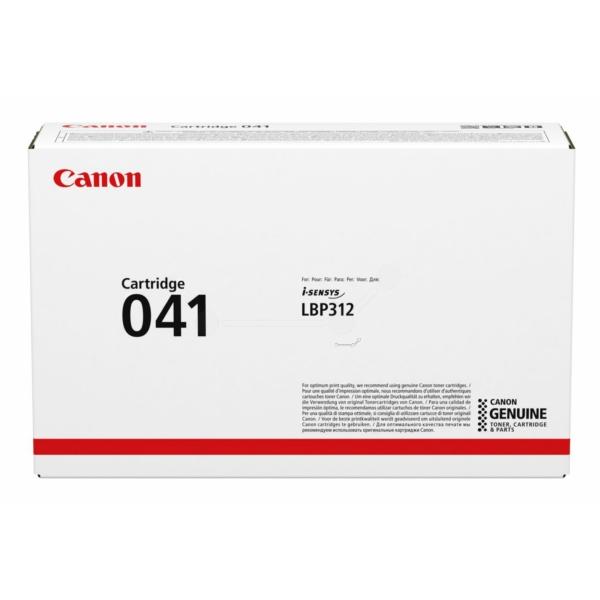 Original Canon 0452C002 / 041 Toner schwarz