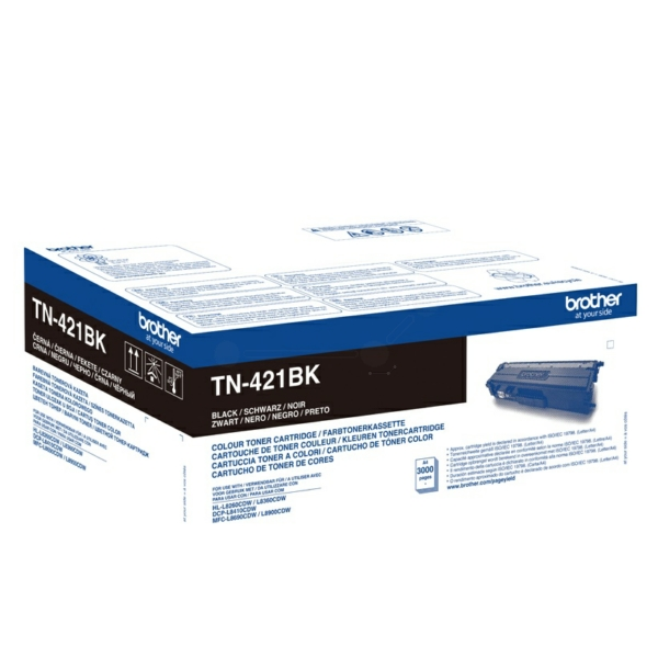 Original Brother TN421BK Toner schwarz