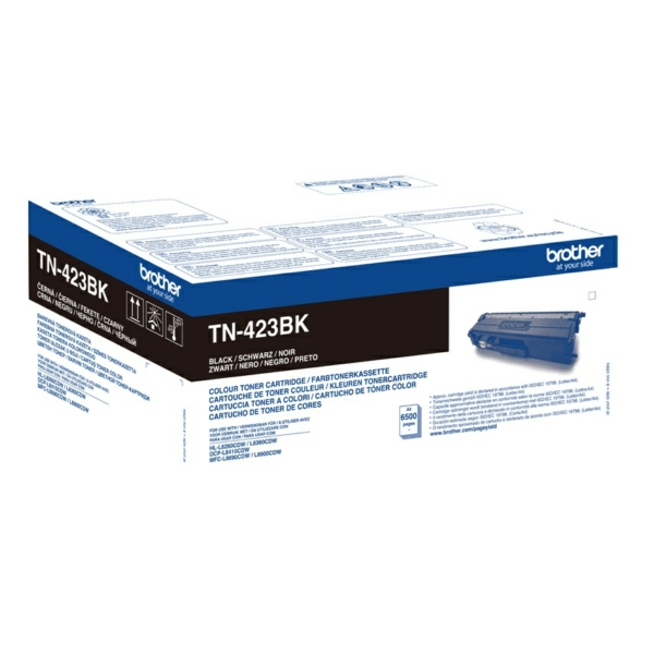 Original Brother TN423BK Toner schwarz