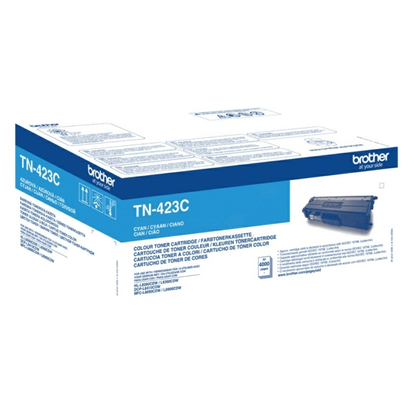 Original Brother TN423C Toner cyan