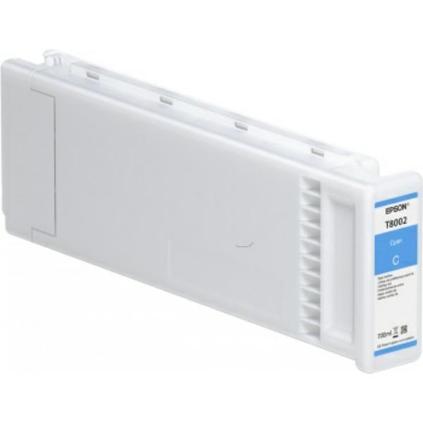 Original Epson C13T800200 / T8002 Tintenpatrone cyan