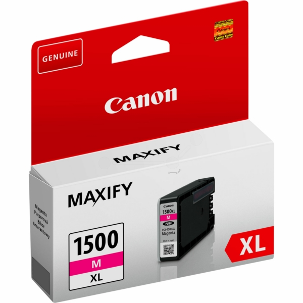 Original Canon 9194B004 / PGI1500XLM Tintenpatrone magenta