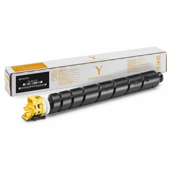 Original Kyocera 1T02NDANL0 / TK8515Y Toner gelb