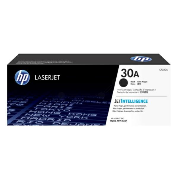 Original HP CF230A / 30A Toner schwarz