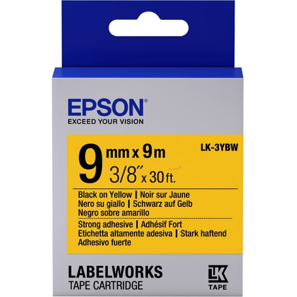 Original Epson C53S653005 / LK3YBW Farbband