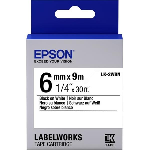 Original Epson C53S652003 / LK2WBN Farbband