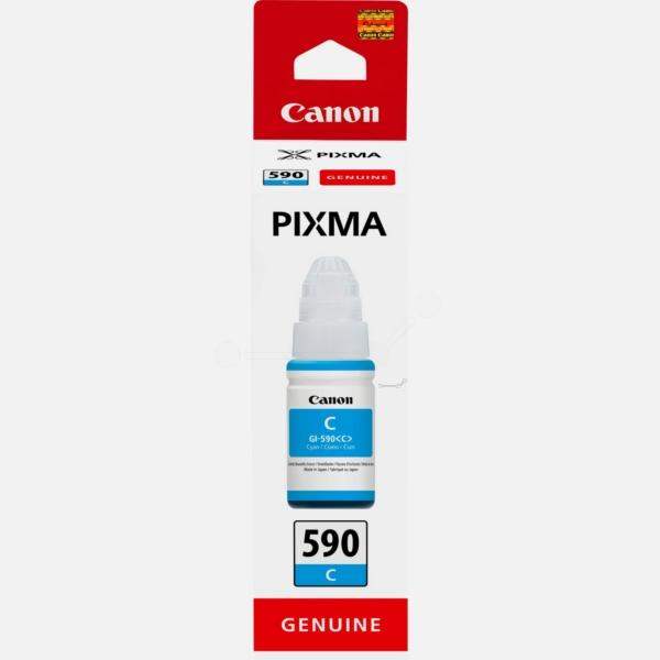 Original Canon 1604C001 / GI590C Tintenpatrone cyan