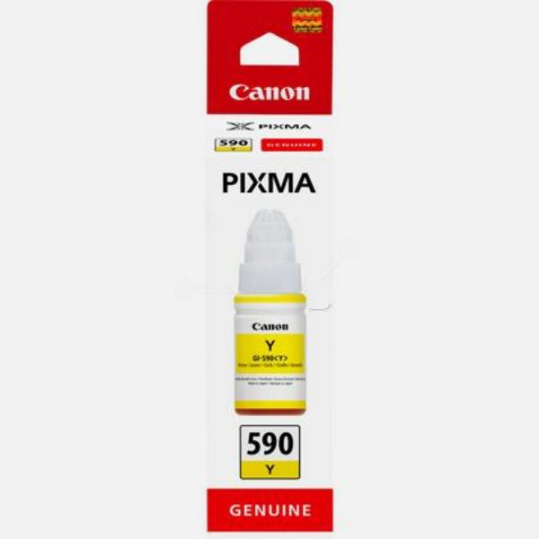Original Canon 1606C001 / GI590Y Tintenpatrone gelb