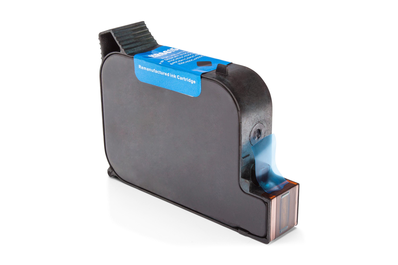 Kompatibel zu HP Nr 15 / C6615DE Tintenpatrone schwarz