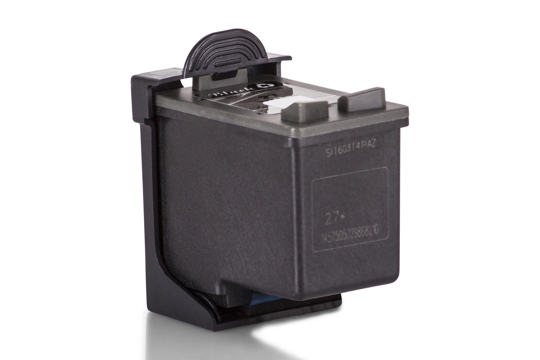 Kompatibel zu HP Nr 27 / C8727AE Tintenpatrone schwarz