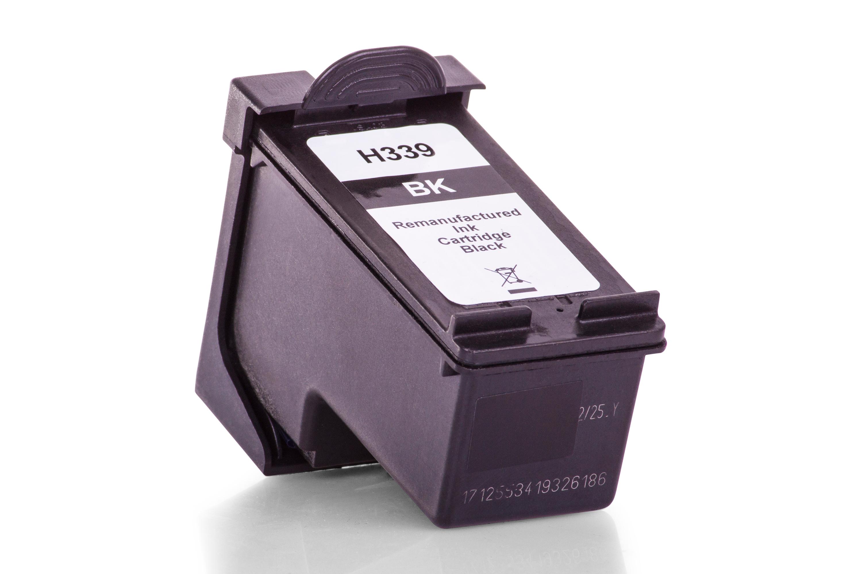 Kompatibel zu HP C8767EE / Nr 339 Tintenpatrone schwarz
