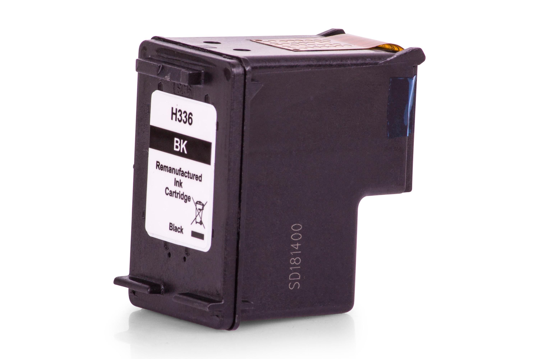 Kompatibel zu HP Nr 336 / C9362EE Tintenpatrone schwarz