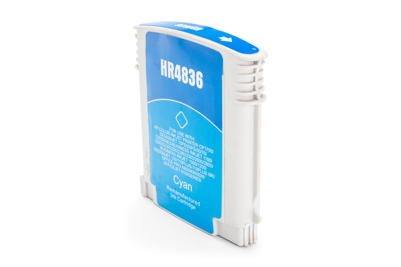 Kompatibel zu HP Nr 11 / C4836A Tintenpatrone cyan