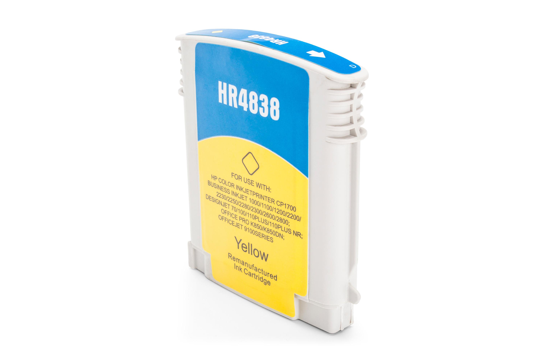 Kompatibel zu HP Nr 11 / C4838A Tintenpatrone gelb