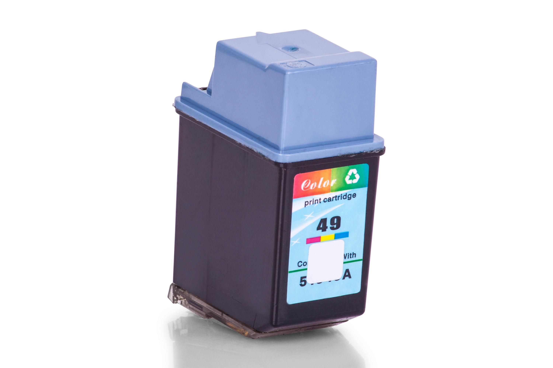 Kompatibel zu HP Nr 49 / 51649AE Tintenpatrone Farbe