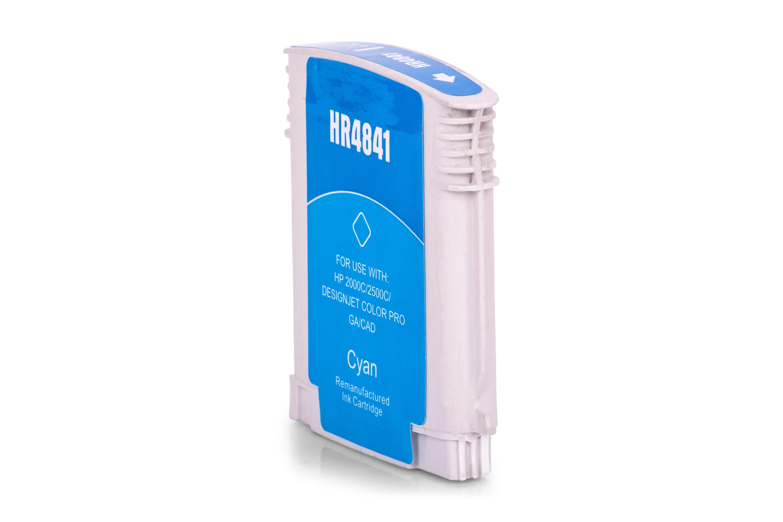 Kompatibel zu HP C4841AE / Nr. 10 Tintenpatrone cyan