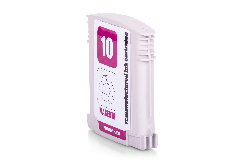 Kompatibel zu HP C4843AE / Nr. 10 Tintenpatrone magenta