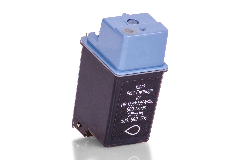Kompatibel zu HP Nr 29 / 51629AE Tintenpatrone schwarz