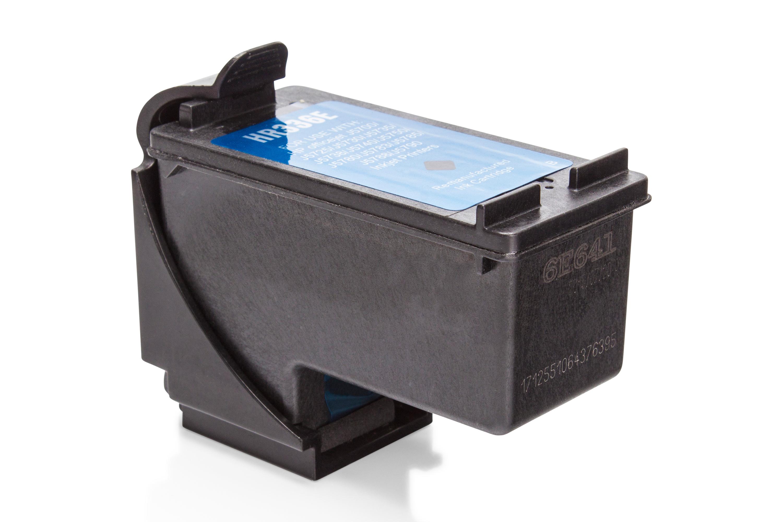 Kompatibel zu HP Nr 350 XL / CB336EE Tintenpatrone schwarz