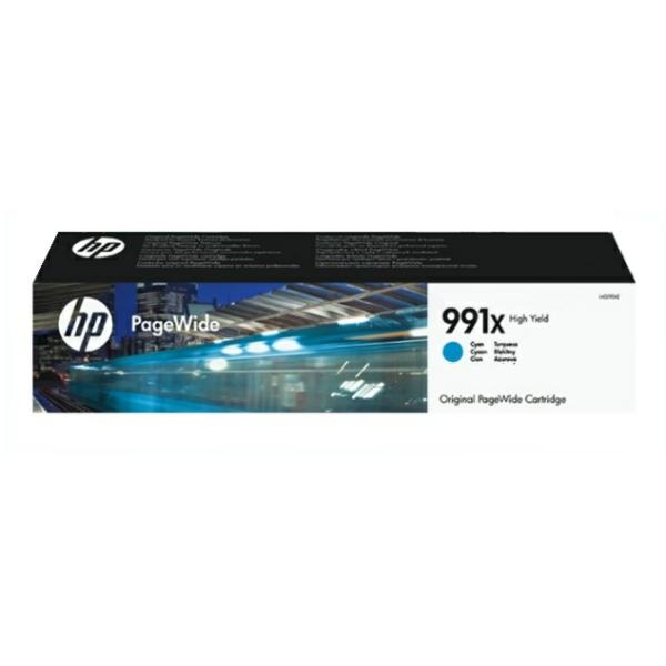 Original HP M0J90AE / 991X Druckkopf cyan