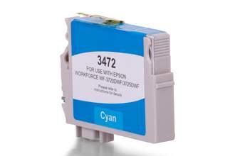 Kompatibel zu Epson C13T34724010 / 34XL Tintenpatrone Cyan