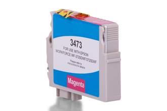 Kompatibel zu Epson C13T34734010 / 34XL Tintenpatrone Magenta