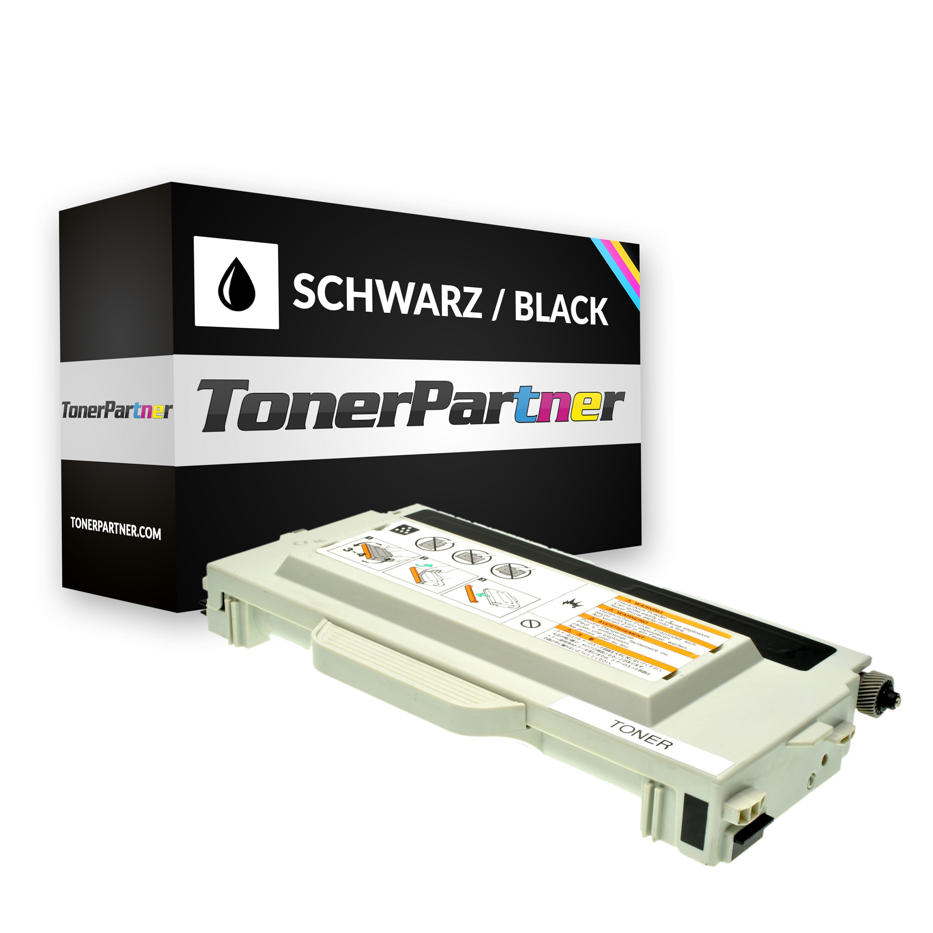 Kompatibel zu Brother TN-04 BK Toner schwarz