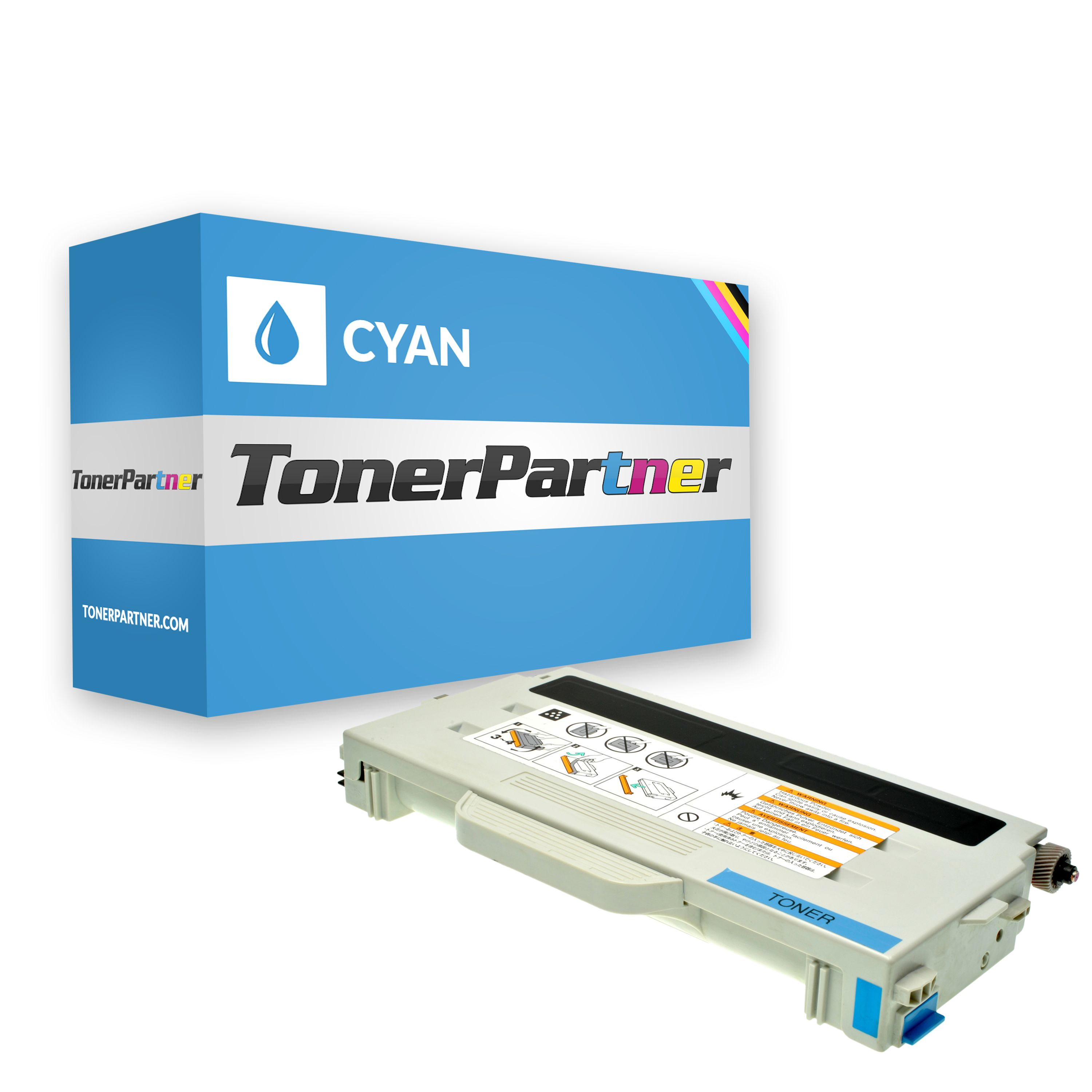 Kompatibel zu Brother TN-04 C Toner cyan