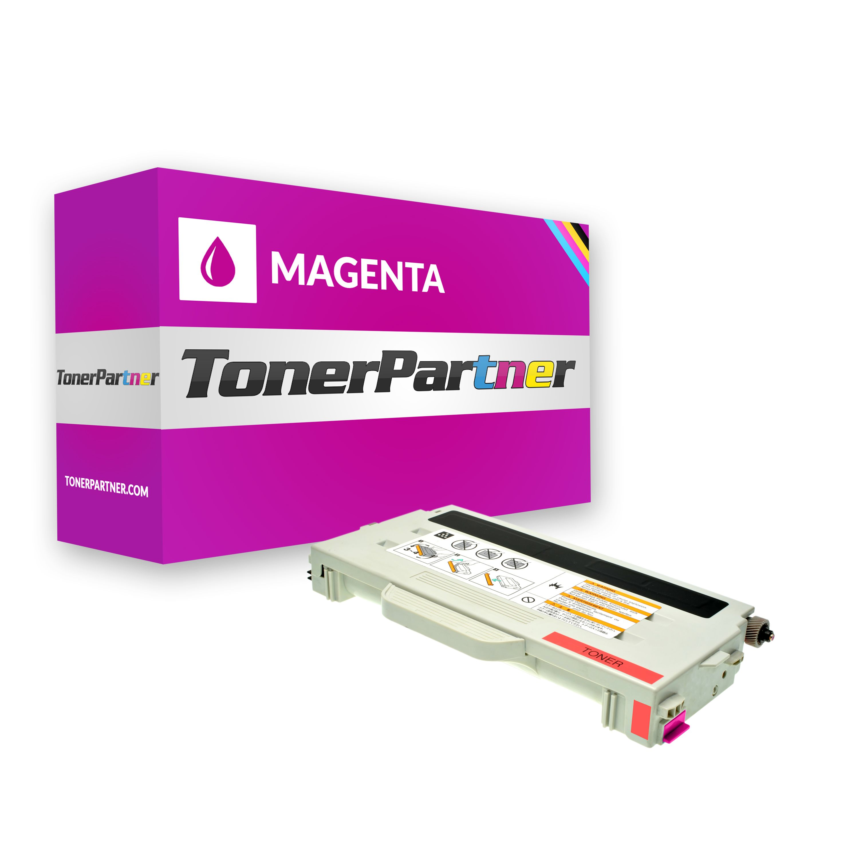 Kompatibel zu Brother TN-04 M Toner magenta