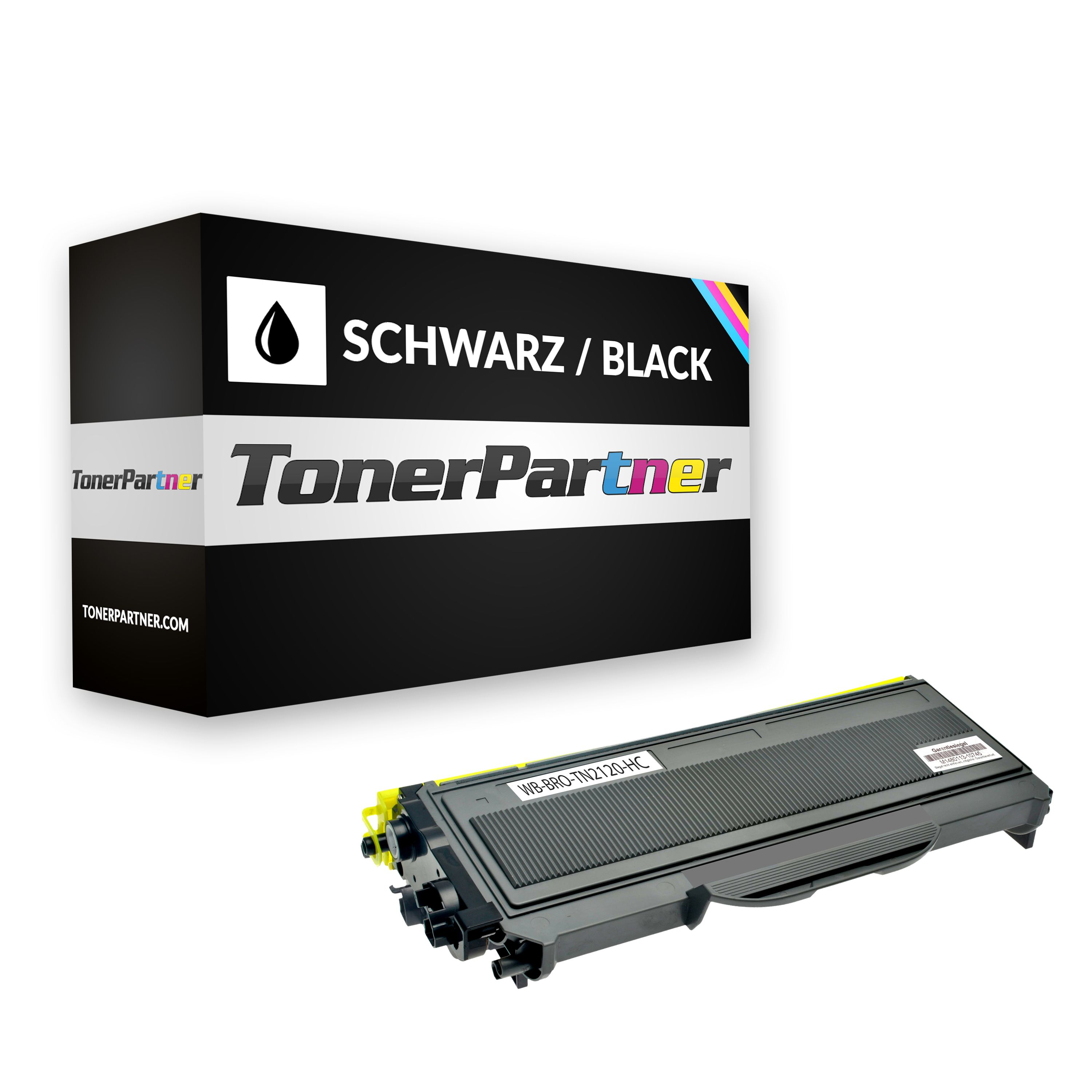 Kompatibel zu Brother TN-2110 / TN-2120 Toner