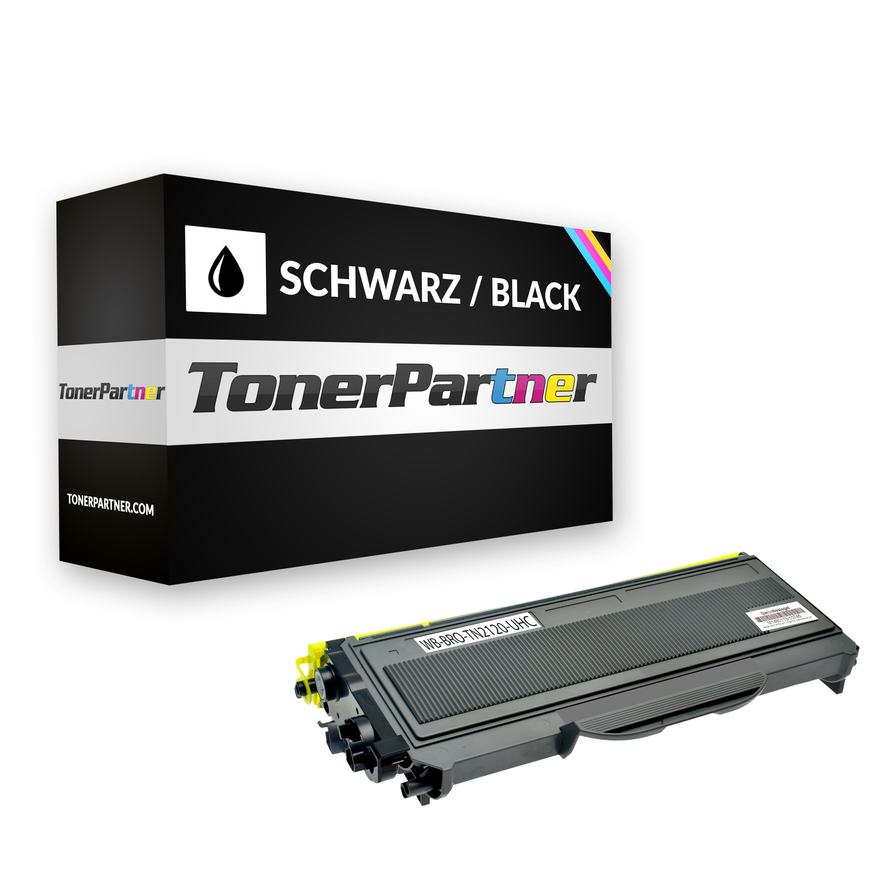 Kompatibel zu Brother TN-2120 Toner XXL