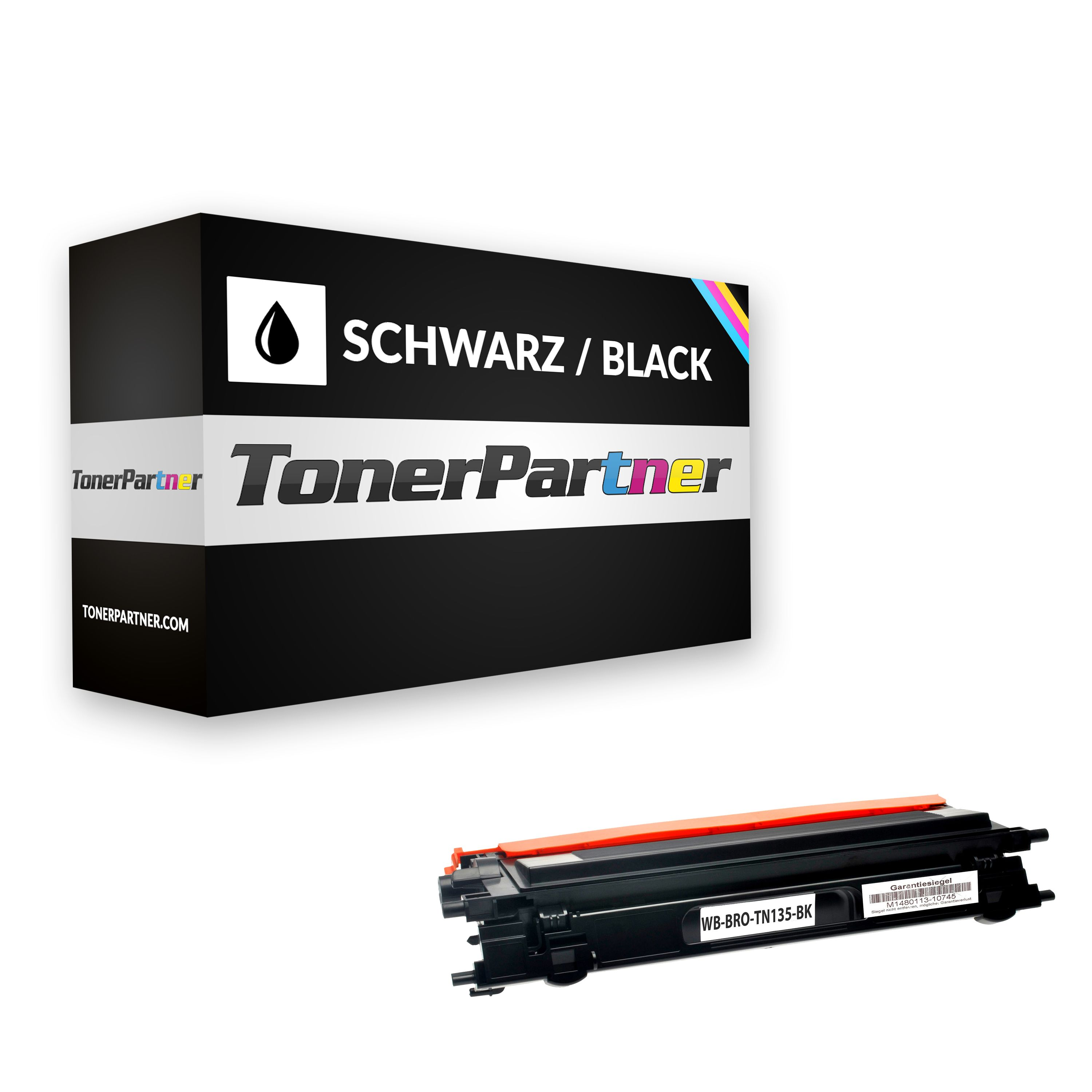 Kompatibel zu Brother TN-135BK Toner schwarz
