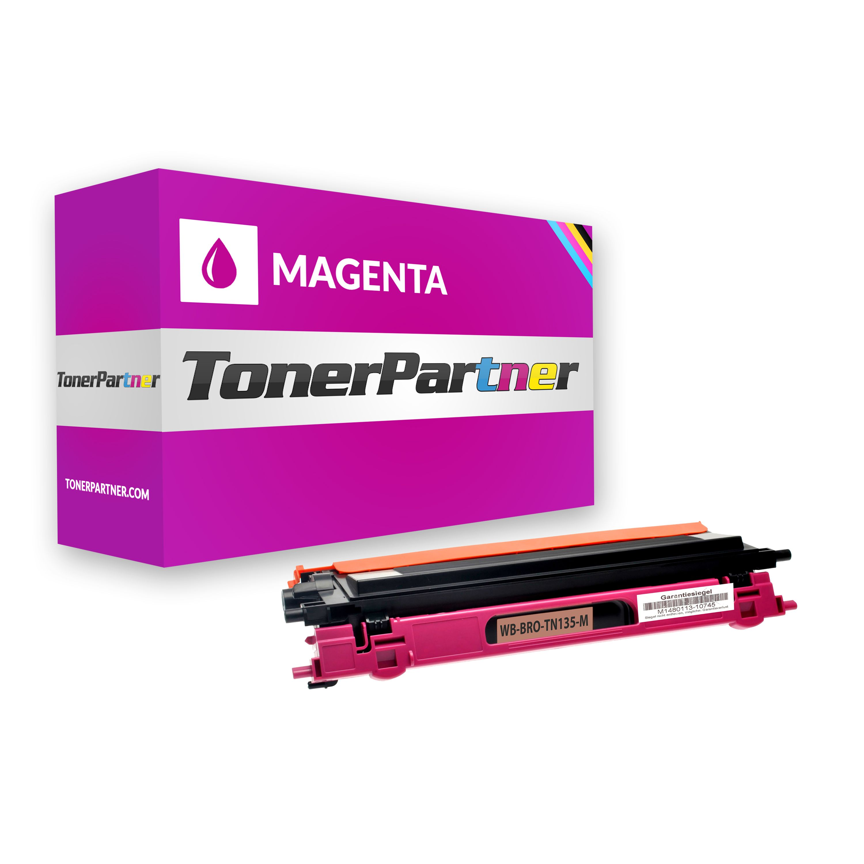 Kompatibel zu Brother TN-135M Toner magenta