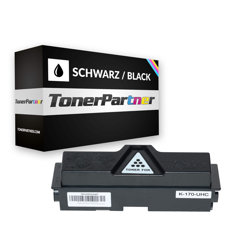 Compatible to Kyocera 1T02BX0EU0 / TK17 Toner black XXL