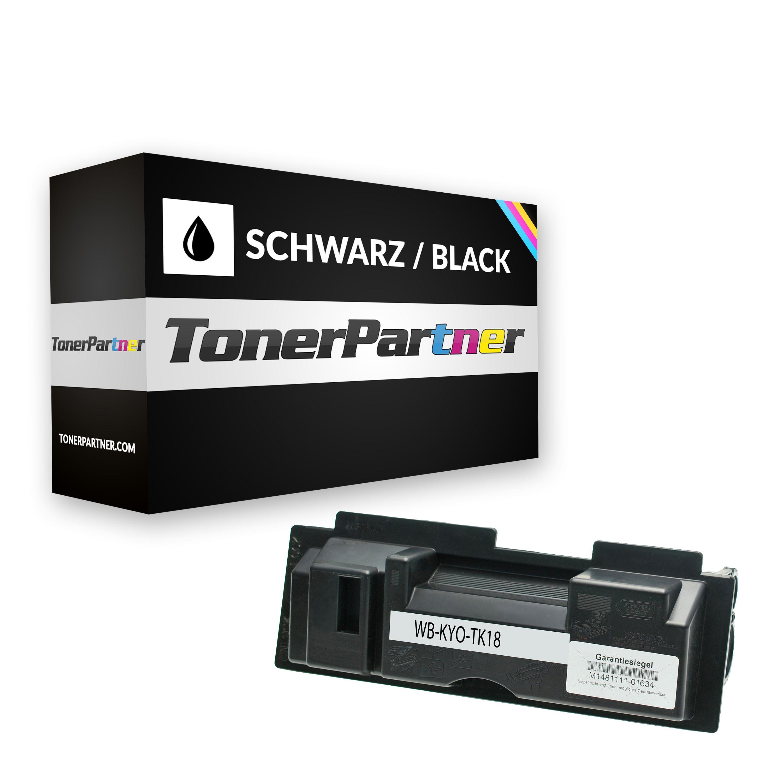 TonerPartenaire Kyocera 1T02FM0EU0 / TK-18 Toner noir