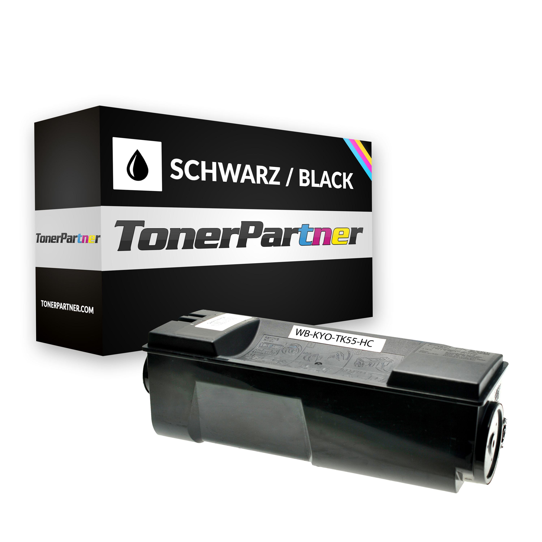 TonerPartenaire Kyocera 370QC0KX / TK-55 Toner noir