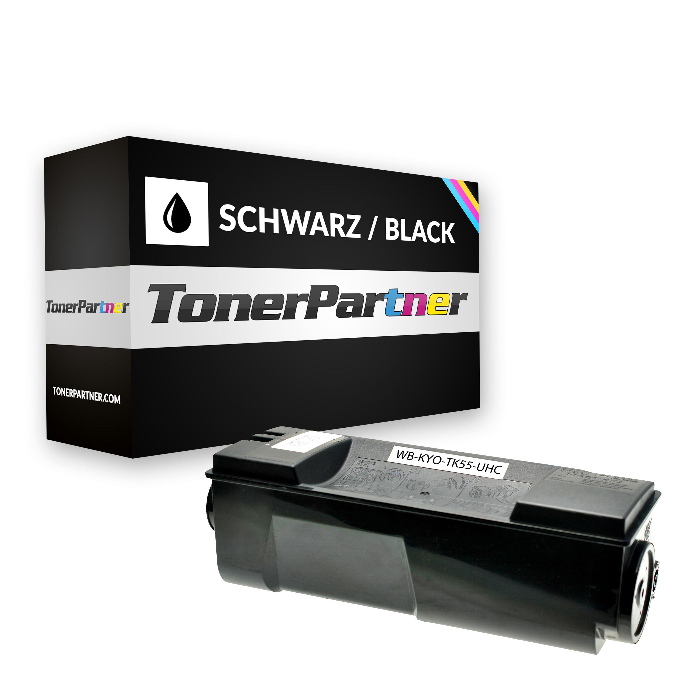 TonerPartenaire Kyocera 370QC0KX / TK-55 Toner noir XXL
