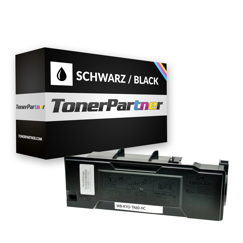 TonerPartenaire Kyocera 37027060 / TK-60 Toner noir