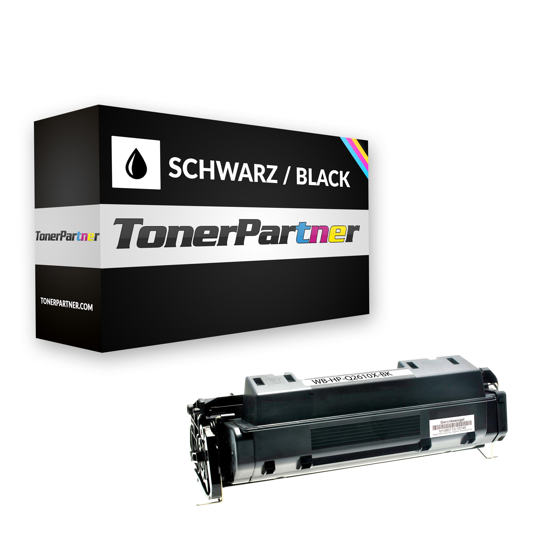 Kompatybilny z HP Q 2610 A / 10A Toner czarny XXL