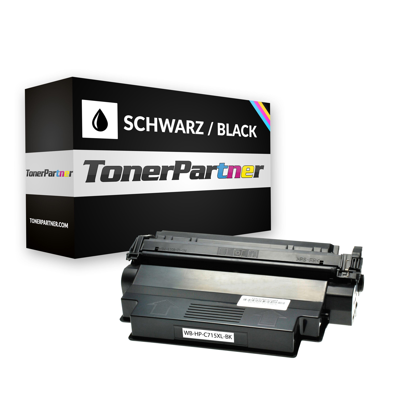 Compatible to HP C7115X / 15X Toner black XXL