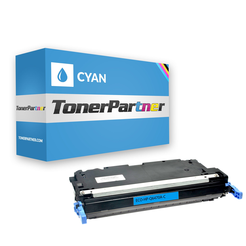Kompatibel zu HP Q6471A Toner cyan