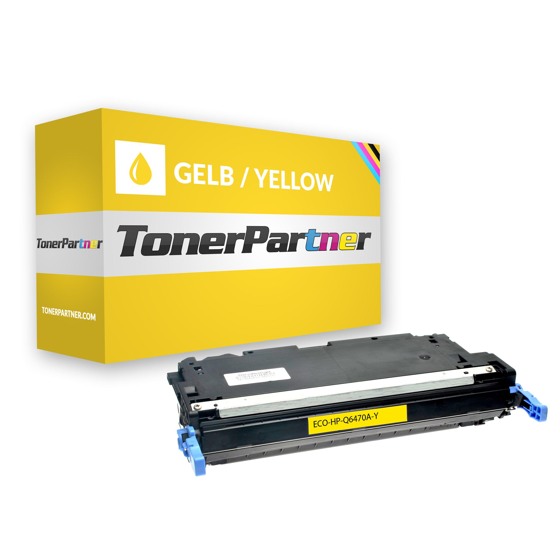Kompatibel zu HP Q6472A Toner gelb
