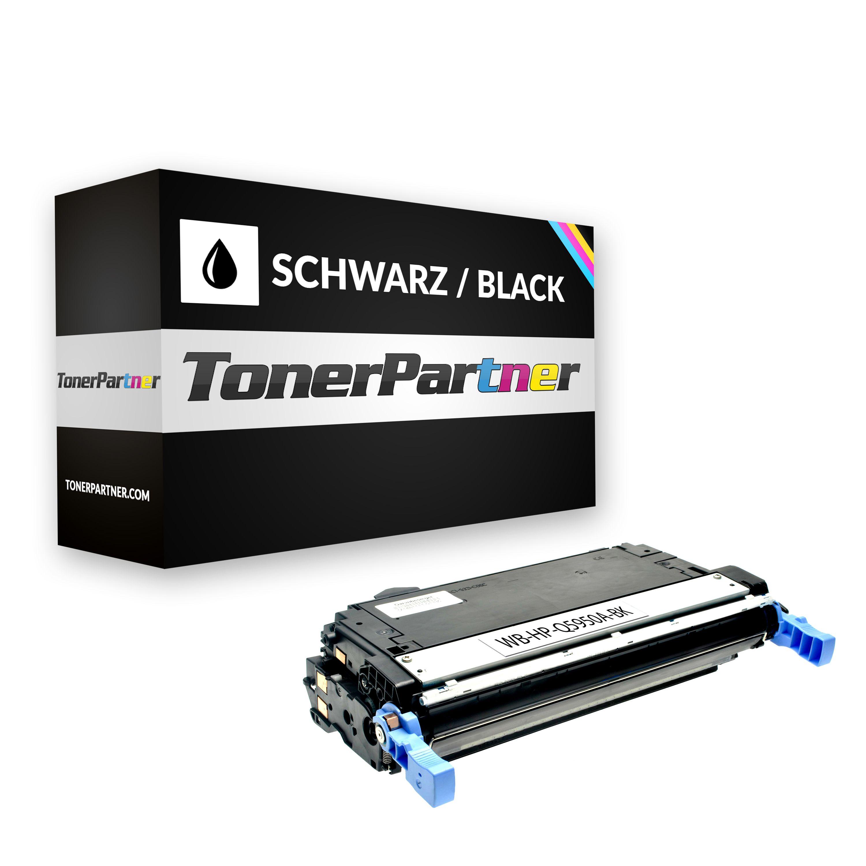 Kompatibel zu HP Q5950A Toner schwarz