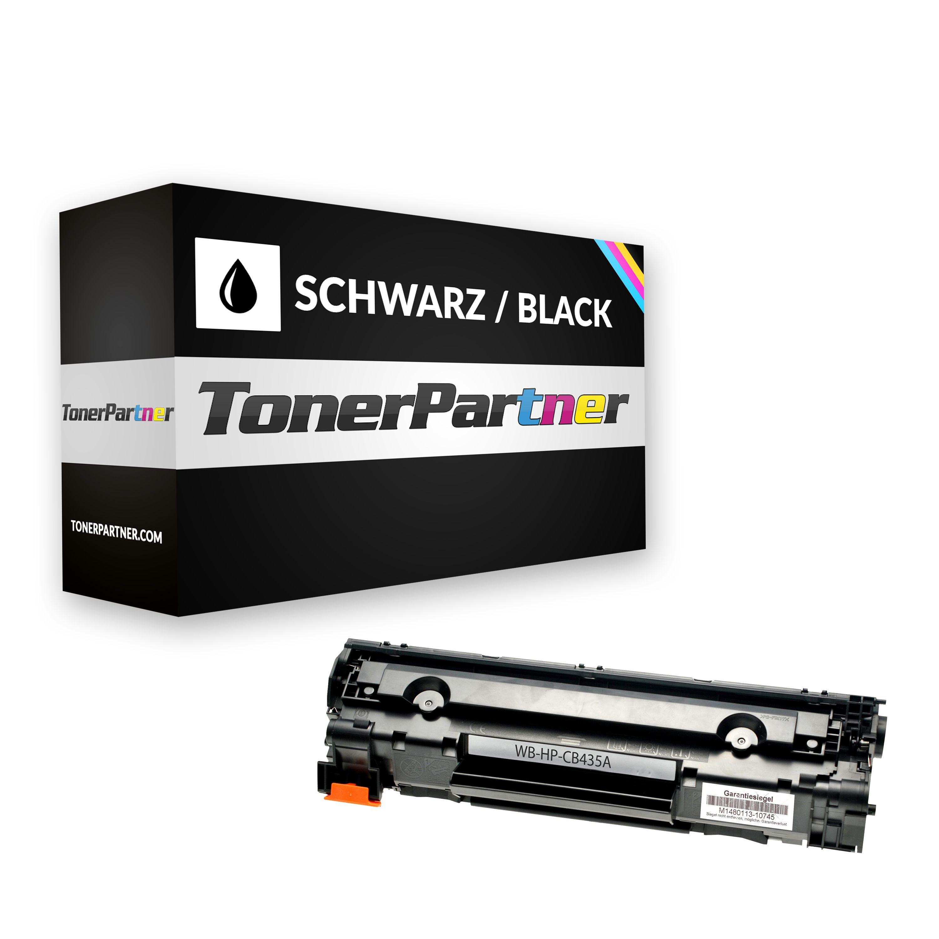 Compatible to HP CB436A / 36A Toner black