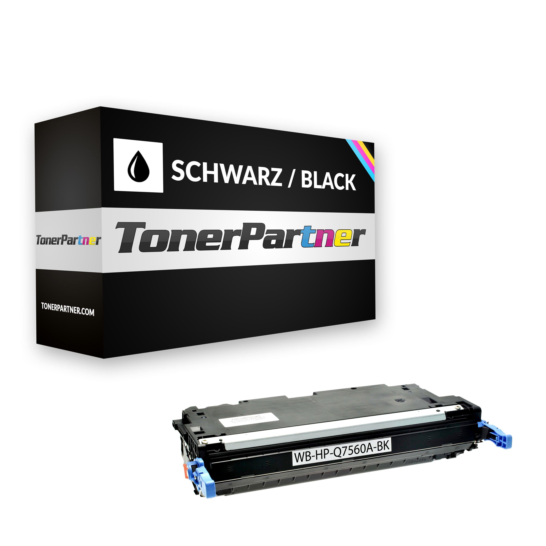Kompatibel zu HP Q7560A Toner schwarz