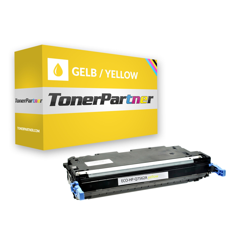 Kompatibel zu HP Q7562A Toner gelb