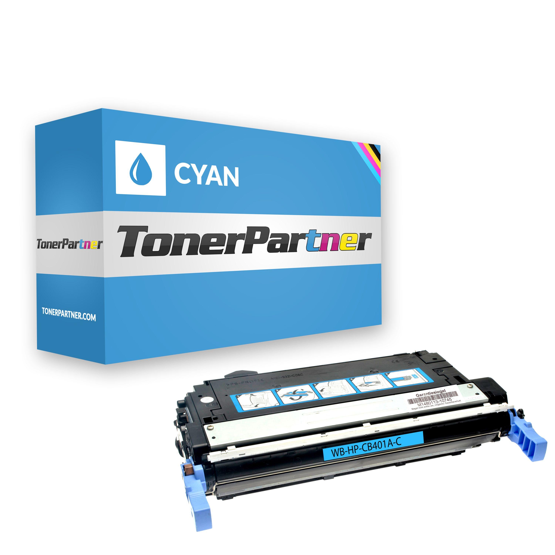 Kompatibel zu HP CB401A Toner cyan
